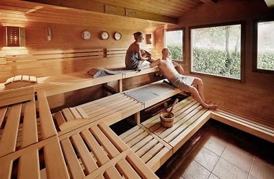 Sauna beatus merligen