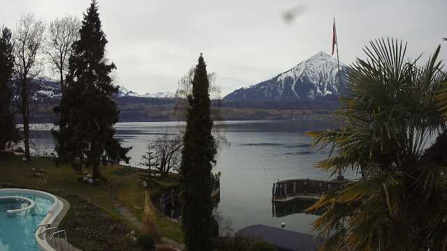 Webcam BEATUS Wellness- & Spa-Hotel, Merligen-Thunersee